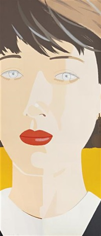 samantha by alex katz