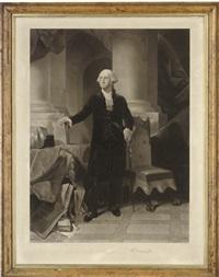 george washington by alexander hay ritchie