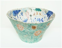 large bowl by stephen benwell