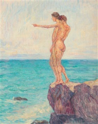 înotătorii by marius bunescu