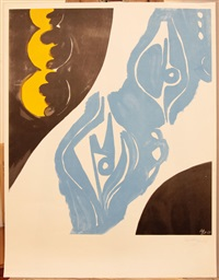 nor by ernst wilhelm nay