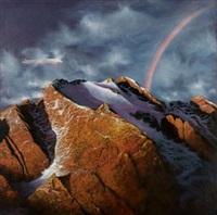 alle porte del silenzio- la marmolada by leonbardo caboni