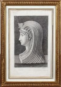 etude pour un buste de femme by charles percier