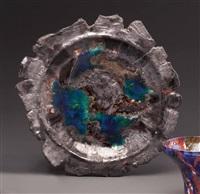 kraterschale by arno lehmann