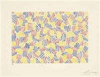 untitled i by jasper johns