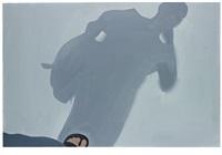 untitled, shadow by rafal bujnowski