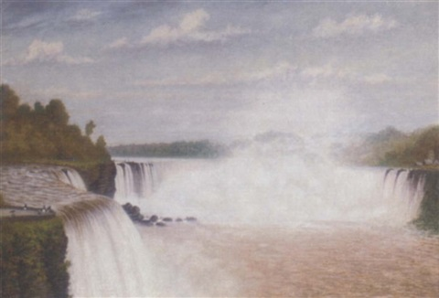 niagara falls by day by william h kay