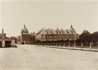 aranjuez, palacio real by louis de clercq