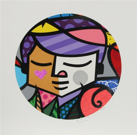 eros by romero britto
