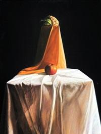 mela sotto il cavolfiore by adriano firda