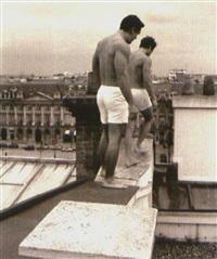 les parisiens by fred goudon
