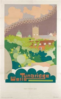 tunbridge wells by alick p.f. ritchie