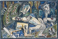 the tattooist by billy childish