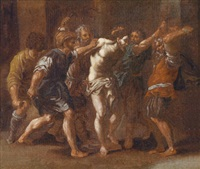 die gefangennahme christi by andrea di leone