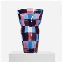 pezzato vase, model 4402 by fulvio bianconi