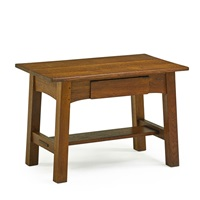 library table by charles limbert