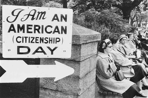 i am an american citizenship day by robert frank