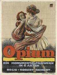 opium by theo matejko