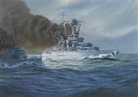 warships by tom w. freeman