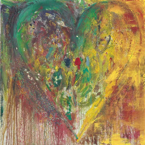 the primary hand by jim dine