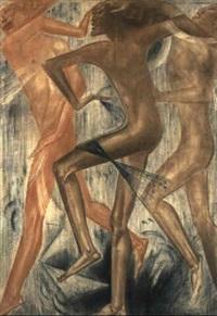 rituele dans (ritural dance) by willem van konijnenburg