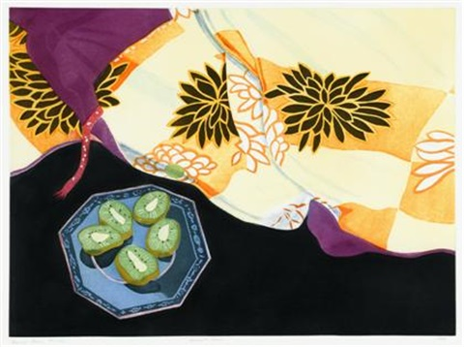 kimono kiwi by harriet shorr