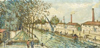 canal by alphonse léon quizet