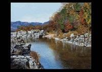 nagatoro in the autumn, saitama pref by toshio ino