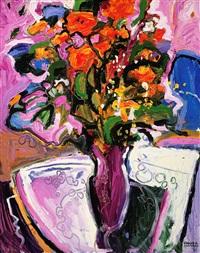 fleurs de passion by claude a. simard