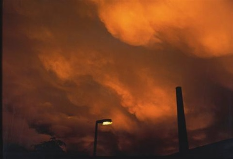 the sky on the twilight of philippines death winterthur switzerland by nan goldin