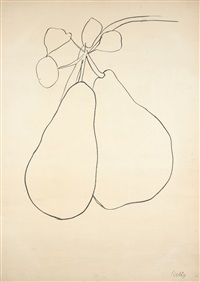 poire i by ellsworth kelly