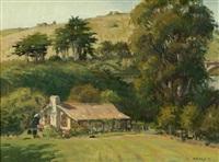 cabin and bridge by meredith brooks abbott