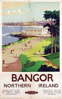 bangor northern ireland by frank sherwin