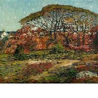 autumn by charles salis kaelin