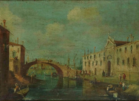 vue de la rive des mendicanti by francesco guardi