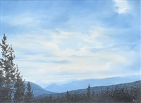 west of bragg creek by ted raftery