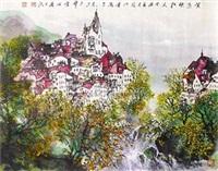 山水 by xiao han
