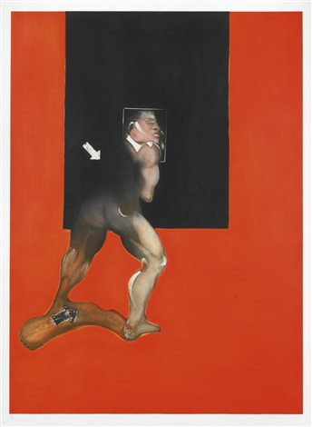 STUDY FROM HUMAN BODY by Francis Bacon on artnet