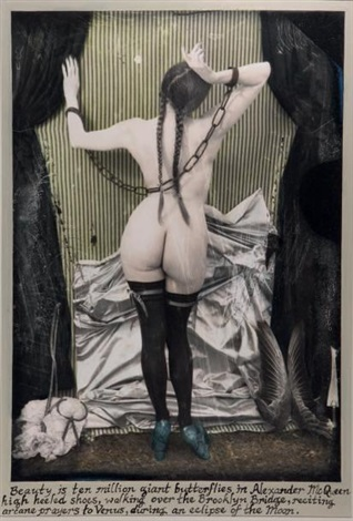 the paris triad venus in chains by joel peter witkin