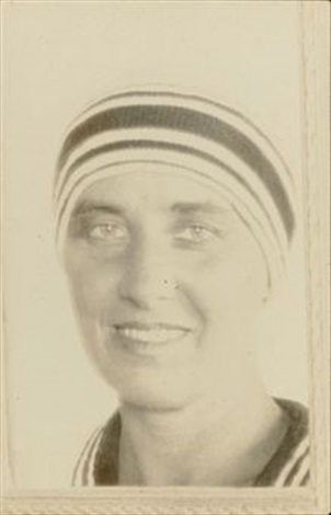 portrait of marcel moore by claude cahun