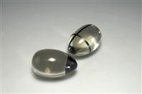 zwei briefbeschwerer sasso by renato toso