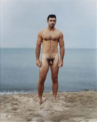 seth (from naked gay friends) by richard renaldi