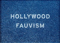 hollywood fauvism by mario milizia
