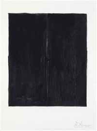 painting with a ball by jasper johns