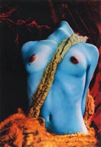 de la couleur de la déesse by barbara ouka lele