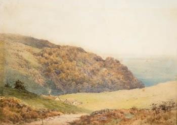 paisaje de santander by tomas campuzano y aguirre