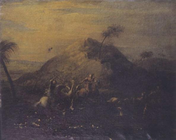 la chasse à lautruche by simonini