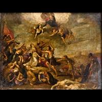 martirio di sant'orsola by frans francken iii