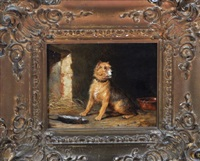 a terrier ratting by martin theodore ward