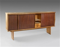 buffet-enfilade rectangulaire by charlotte perriand & pierre jeanneret
